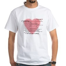 White Rescuers Creed T-Shirt