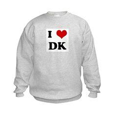 I Love DK Sweatshirt