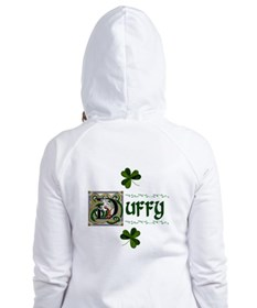 Duffy Celtic Dragon Fitted Hoodie