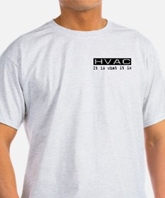 HVAC Is T-Shirt