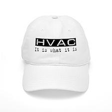HVAC Is Baseball Cap