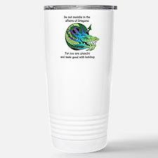 Dragon Crunchies Travel Mug