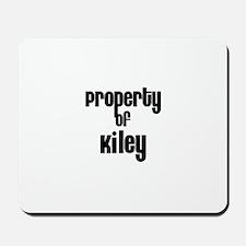 Property of Kiley Mousepad