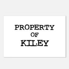 Property of Kiley Postcards (Package of 8)