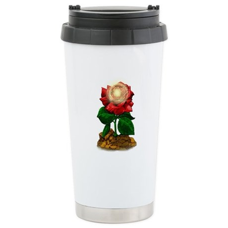 Rose & Universe Stainless Steel Travel Mug