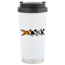 Group O' Shelties Travel Mug