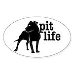 Pit Life Sticker (10 pk)