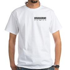 Harmonica Is Shirt