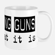 Collecting Guns Is Mug