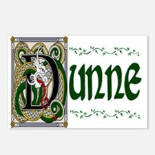 Dunne Celtic Dragon Postcards (Package of 8)