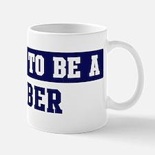 Proud to be Taber Mug