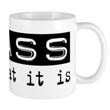 Glass Is Mug