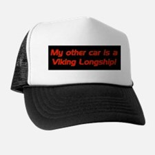 My other car is a Viking Long Trucker Hat