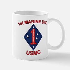 1stMarinep Mugs