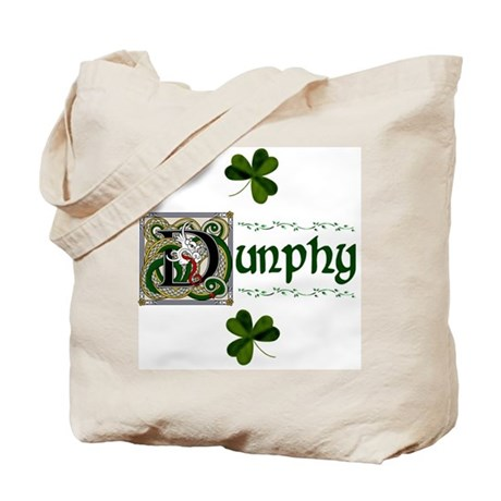 Dunphy Celtic Dragon Tote Bag