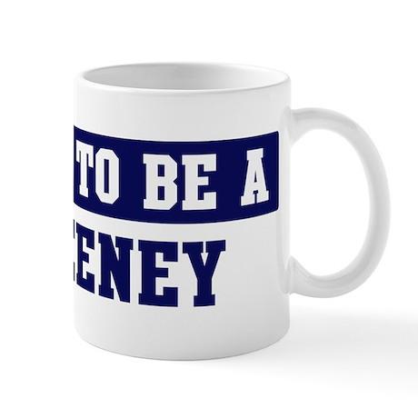 Proud to be Sweeney Mug