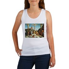 Mantegna's Crucifixion Women's Tank Top