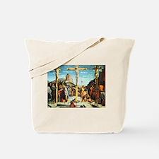 Mantegna's Crucifixion Tote Bag