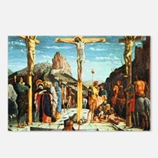 Mantegna's Crucifixion Postcards (Package of 8)
