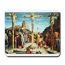 Mantegna's Crucifixion Mousepad