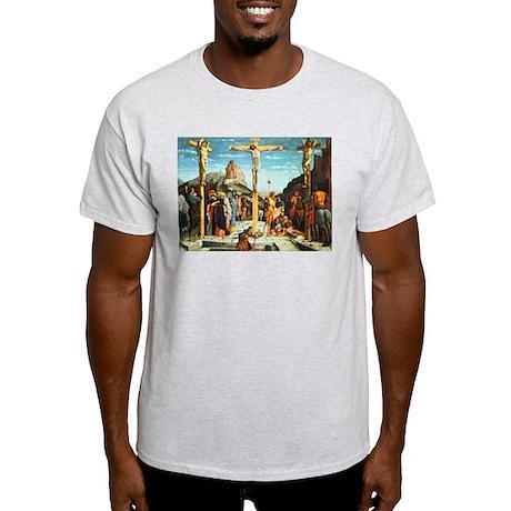 Mantegna's Crucifixion Light T-Shirt