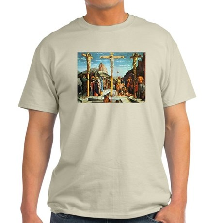 Mantegna's Crucifixion Light T-Shirt