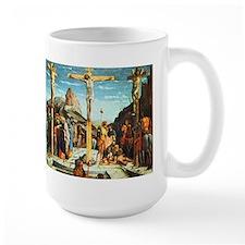 Mantegna's Crucifixion Mug