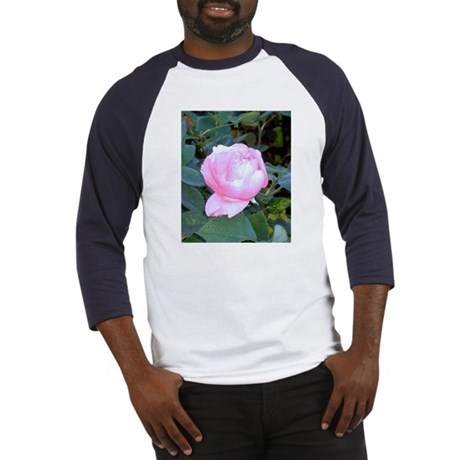 Late Summer Bloom Baseball Jersey