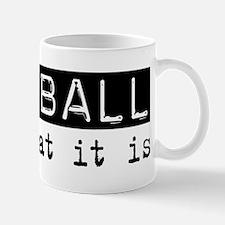 Foosball Is Mug