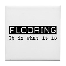 Flooring Is Tile Coaster