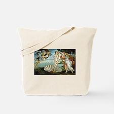 Botticelli's Birth of Venus Tote Bag