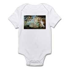 Botticelli's Birth of Venus Infant Bodysuit