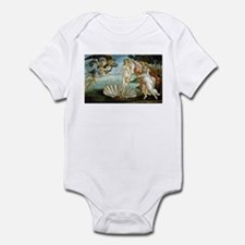 Botticelli's Birth of Venus Infant Bodysuit