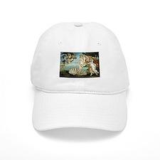 Botticelli's Birth of Venus Baseball Cap