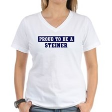 Proud to be Steiner Shirt