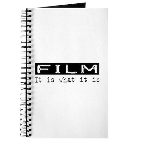 Film Is Journal