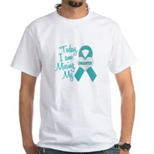 Missing My Daughter 1 TEAL Shirt