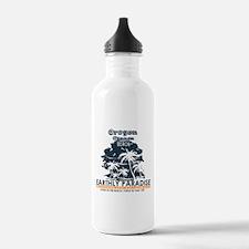 Oregon - Cannon Beach Water Bottle