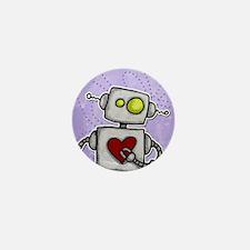 love bot Mini Button