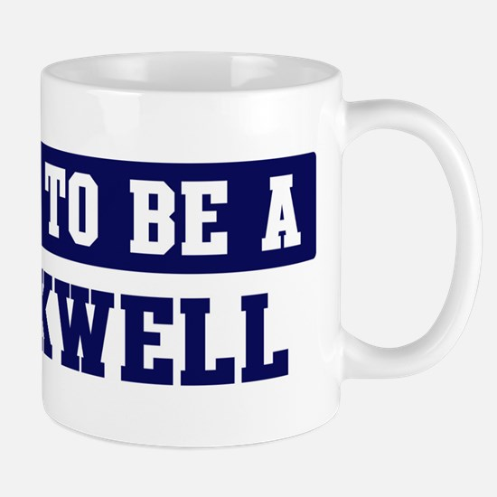 Proud to be Stockwell Mug