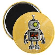 """little bot 2.25"""" Magnet (100 pack)"""