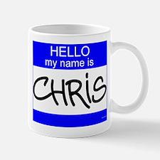 """""""Chris"""" Mug"""