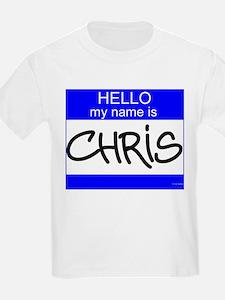 """Chris"" T-Shirt"