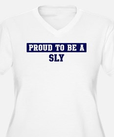 Proud to be Sly T-Shirt