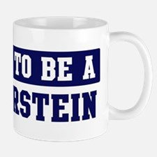 Proud to be Silverstein Small Mugs