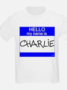 """""""Charlie"""" T-Shirt"""