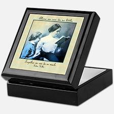 Helen Keller Keepsake Box