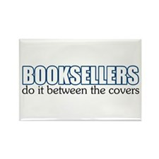Booksellers Do It Rectangle Magnet