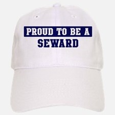 Proud to be Seward Baseball Baseball Cap