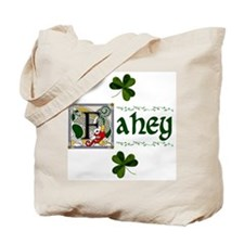 Fahey Celtic Dragon Tote Bag